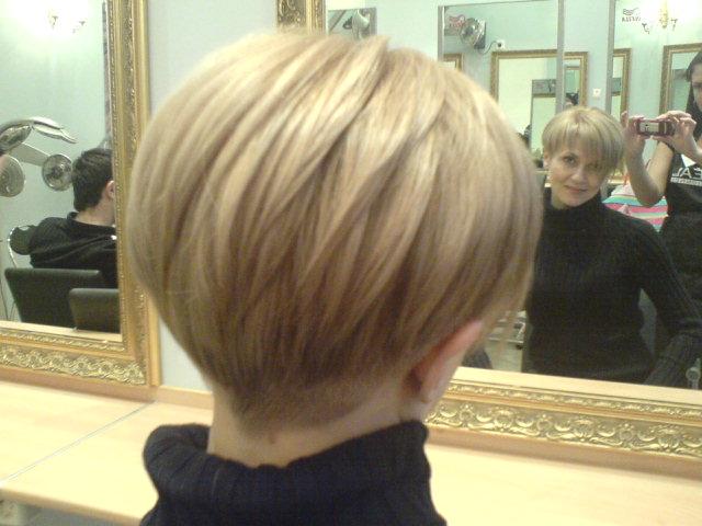 Цены на стрижку волос в салоне красоты